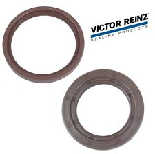 For Mercedes W124 R129 Pair Set of Front & Rear Engine Crankshaft Seals Reinz