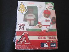 JP) Chris Young Oyo Mini Figure Arizona Diamondbacks NIP DISCONTINUED
