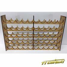 TTCombat - MPRVAL50 - Paint Storage System MEGA Rack 50 Vallejo / Warpaint size