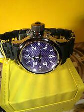 Invicta Men's 17786 Russian Diver Analog Display Swiss Quartz Black Watch