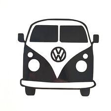 VW Splitscreen Campervan Vinyl Decal Sticker