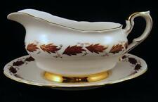 Paragon ELEGANCE Gravy or Sauce Boat with Under-plate *WOW!*