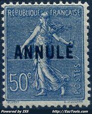 FRANCE COURS D'INSTRUCTION N° 161CI2 NEUF * AVEC CHARNIERE COTE 77€