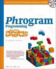 Phrogram Programming for the Absolute Beginner-ExLibrary