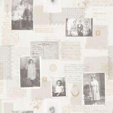 G56131 Galerie Memories 2 Old Postcards Victorian Photos Feature Wallpaper