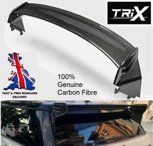 TRiX Real Dry Carbon Fiber GP-Wing Spoiler MINI Cooper S GP JCW  R50 R53 R56 R60