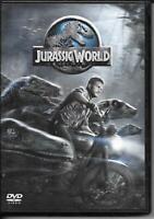 DVD Zona 2 Jurassic World Pratt / Dallas Howard / Omar Sy / Trevorrow