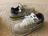 Men's New Balance 575 Athletic Shoes Size 9.5M Multi-Color Suede/Synthetic M 008