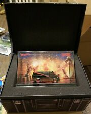 Hot Wheels 2013 SDCC Mattel Exclusive The A Team Van in Acrylic Case and Box HTF