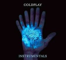 2CD Coldplay - INSTRUMENTALS (37 tracks, New, Factory Sealed )