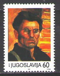 Yugoslavia1987 Sc1849  Mi2225  1v  mnh  President  Tito