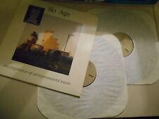 LP va No Age 2 Disc (18 chanson) sst rec/Black Flag Lawndale Lee ranaldo Cut-Out