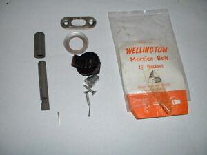 vintage wellington window locks mortice bolt