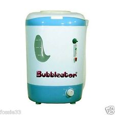 THE BUBBLEATOR MACHINE FROM POLLINATOR CO. WITH 25 MC BAG INCLUDED