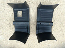 PAIR of foot feet rest guard 50cc ATV Quad for Kazuma Meerkat & Hensim 50cc 70cc