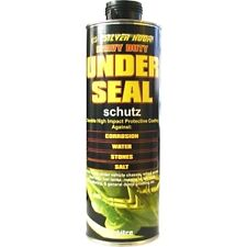 Silver Hook Heavy Duty Car, Van Underseal Schutz 1lt