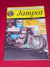 JAMPOT - AJS & MATCHLESS - March 2003 #608