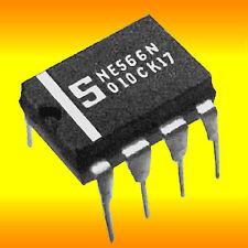 (2) Ne566 - Synthesizer / Function Generator / Bender, Genuine Signetics Lm566
