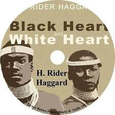 Black Heart and White Heart, H Rider Haggard Audiobook unabridged on 1 MP3 CD