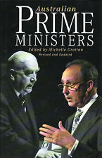 Australian Prime Ministers by New Holland Publishers (Hardback, 2008)