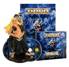 DORO Warlock - Triumph and Agony Live - CD + Blu-ray + Figur - BOXSET