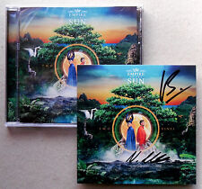 EMPIRE OF THE SUN * TWO VINES * AUSTRALIA DELUXE CD w/ SIGNED INSERT * BN&M!