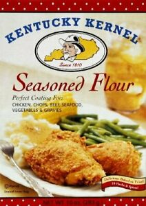 Kentucky Kernal Flour Seasoned (Pack of 2)
