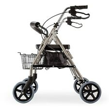 Equipmed Foldable Walking Rollator
