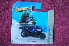 2013 Hotwheels Ducati Diavel