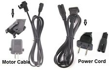 Lift Chair Recliner AC Power Cord  and Motor cable for transformer for Okin