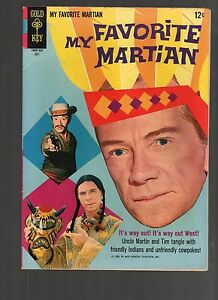 My Favorite Martian #8 (Jul 1966, Western Publishing) - Fine