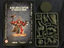 Warhammer 40K Blood Angels TERMINATOR CAPTAIN Karlaen New GW 40000