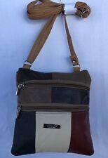 Girls Women Lorenz Real Leather Travel  Shoulder  Bag 3831