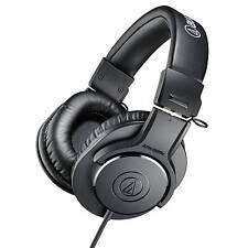 Audio-Technica ATH-M20X Headphones - Black - New 2014 Version - Free Delivery
