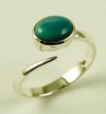 Turquoise Sterling Silver Fine Rings