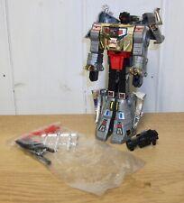 Transformers - Grimlock - G1 action figure w/ sword, gun and rocket blaster
