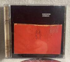 Radiohead, Amnesiac (Capitol) Cd - Pop/Rock - 2001