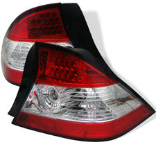 2004 2005 Honda Civic 2DR EX/HX/LX/DX/Value LED Red Tail Lights