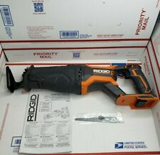 New RIDGID R8642 18-Volt Cordless Reciprocating Saw Tool-Only