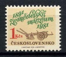 Czechoslovakia 1981 SG#2577 Agricultural Museum MNH #A53663