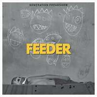 Feeder - Generation Freakshow (special NEW CD