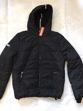 Superdry POLAR SPORTS Winter jacket black/cobalt Size XL