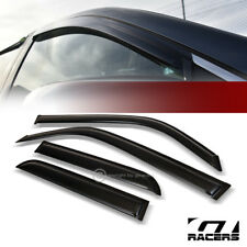 For 2010-2018 Toyota 4Runner Sun/Rain Guard Vent Shade Deflector Window Visors