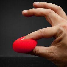 10PCS 4.5cm Finger Magic Sponge Ball Classical Illusion  Comedy Tricks Magicians
