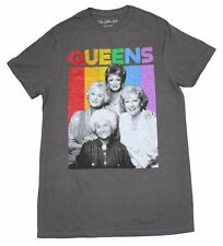 The Golden Girls Cast Characters TV Show Vintage Queens 80s 90s T-Shirt Tee New