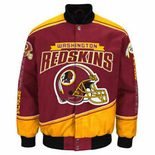 new arrival 6c6f5 bf68e Washington Redskins Fan Jackets for sale   eBay