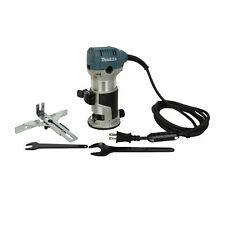 "Makita RT0701C 120V 6.5 Amp 1-1/4"" HP Corded Variable Speed Compact Router"