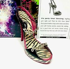 """Just The Right Shoe Raine """"Girls Gone Styled"""" #26034 ( see my other items 90+)"""