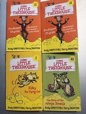 1x Coles Little Treehouse Mini Book Collection 1 7 10 11 12 20