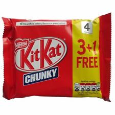 Nestle Kit Kat Gros Paquet de 4
